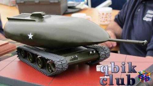 Пример атомного танка