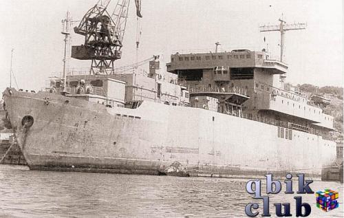 Лазерный флот СССР
